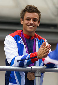 Tom Daley - Olympic Champion